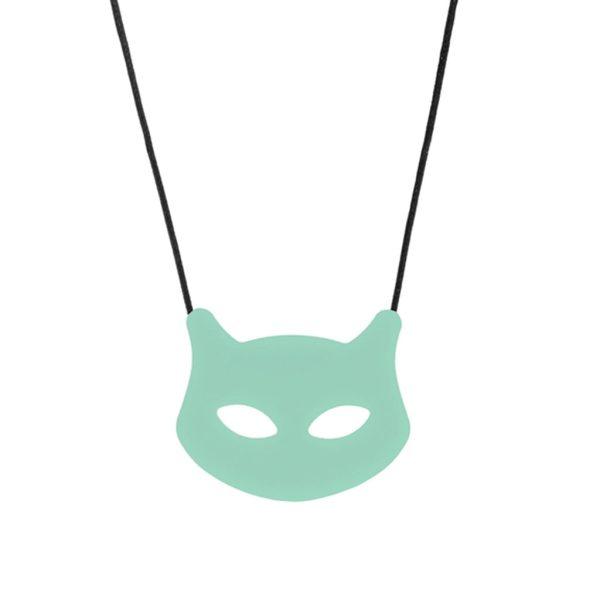 Tugghalsband katt
