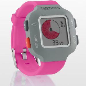 Klocka Time Timer® Armband Junior, rosa