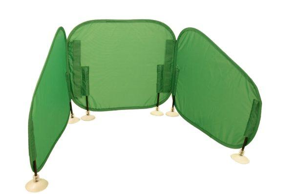 Bänkavskiljare, grön