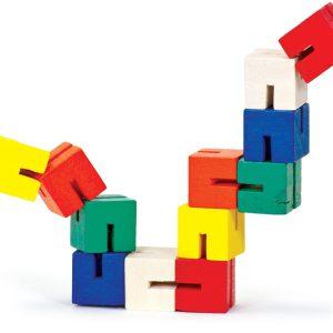 Twist & låsblock