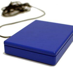 KOM I KAPP-kontakt, blå