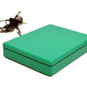 KOM I KAPP-kontakt, grön