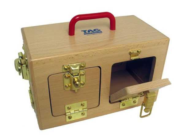Låsbox fixarlåda mini
