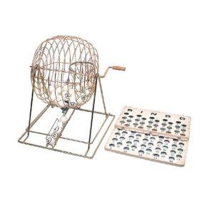 Bingo-Set m pingisbollar