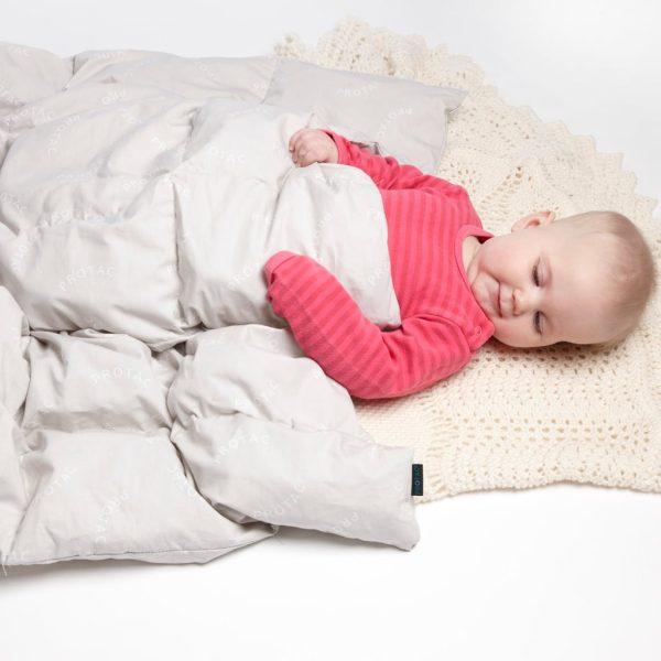 Tyngdtäcke Protac Bolltäcke™ Barn 25mm bollar Bomull ca 1.5 kg