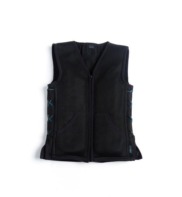 Tyngdväst Protac MyFit® Bollväst Barn ca 1 kg, 25 mm bollar