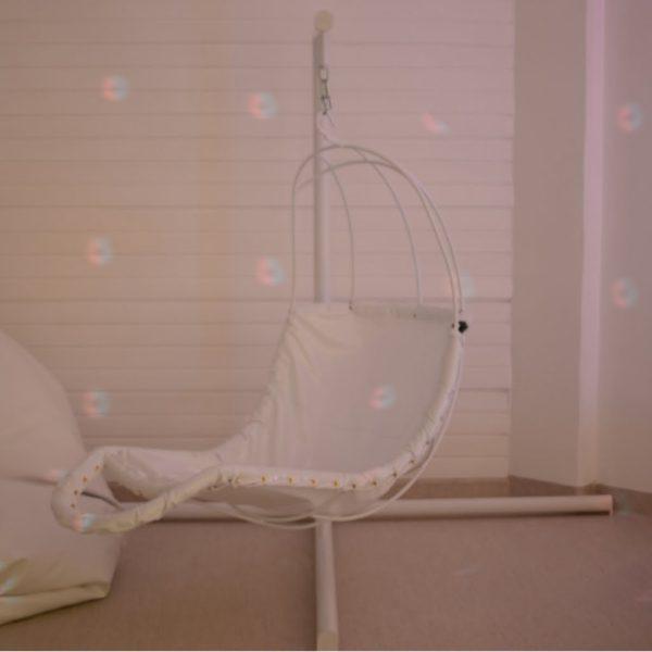 Stativ till Leaf chair