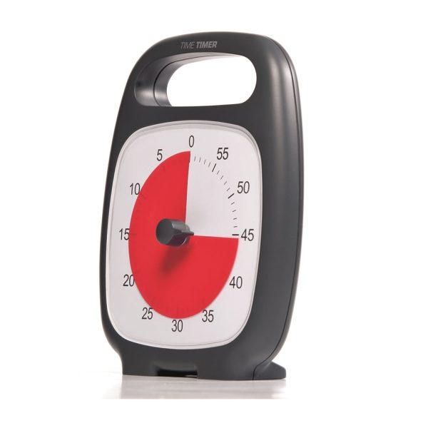 Klocka Time Timer® Plus Grå 60 min