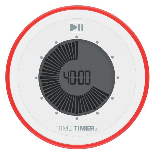 Klocka Time Timer Twist magnetisk Ø 8,5 cm