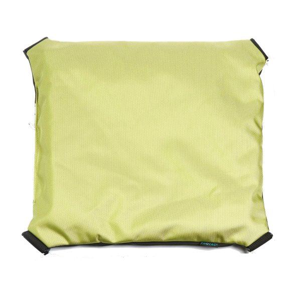 Sittdyna Protac Bolldyna™ 40x40cm, 25mm bollar, snabbfäste, Lime