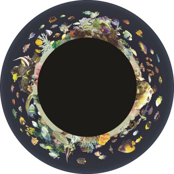 Maxi effekthjul Akvarium, 22.5cm (magnetfäste)