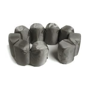 Multikudde Protac SensCircle®, Dark Grey