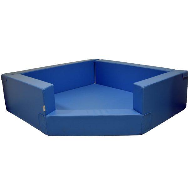 Tumlegrop 150*150*45, Blå