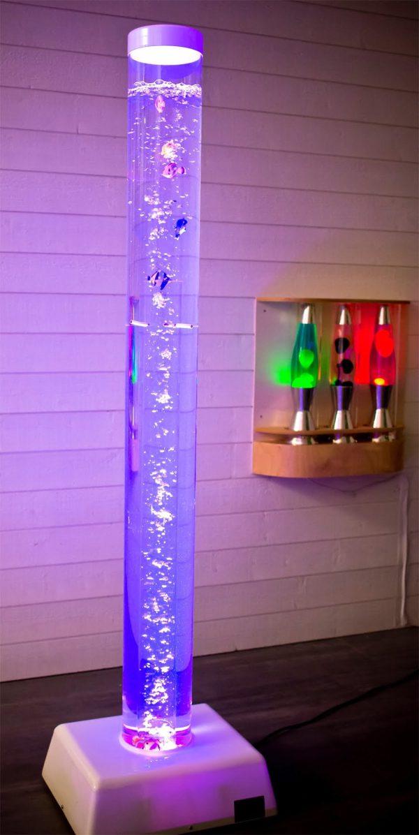 Bubbelrör Gigant interaktivt 175cm, 15cm inkl styrenhet o mottagare