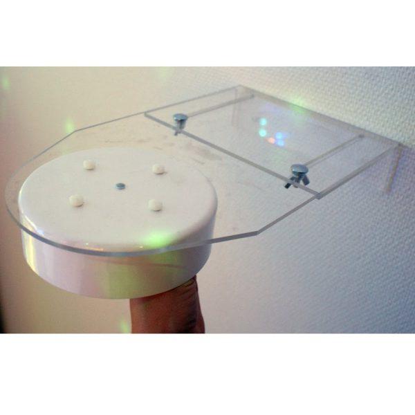 Säkerhetsfäste bubbelrör 15 cm