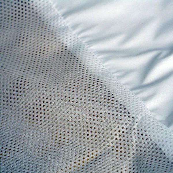 Protac Inkontinensöverdrag med nät t bolltäcke S 100x140 cm