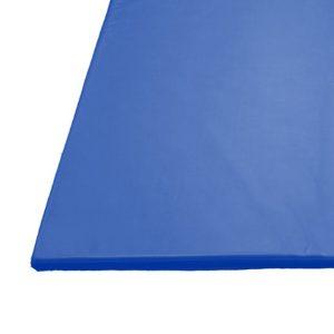 Golvmadrass, 200*100*10cm, Mörkblå
