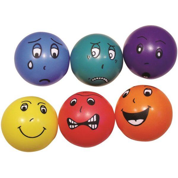 Känslo-bollar, 6pack