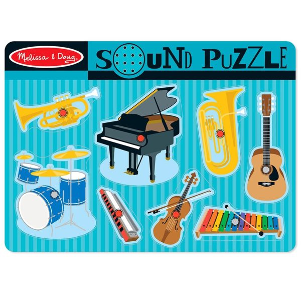 Ljudpussel Musikinstrument