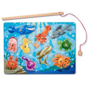 Magnetpussel havsdjur