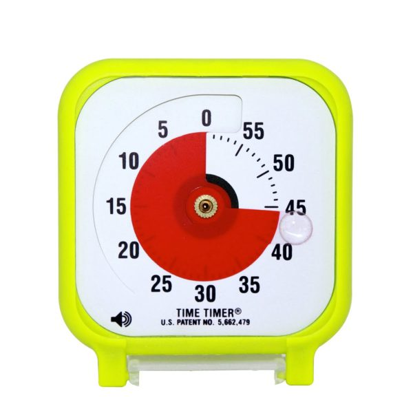 Klocka Time Timer® Small 8x8cm Lime