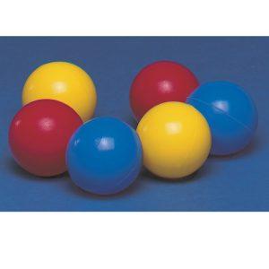 Extra bollar till bollbanan Tubie, 6-pack