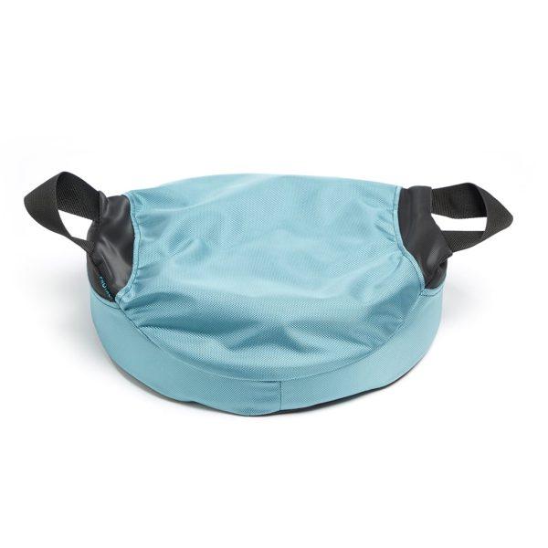 Fot-/sittkudde Protac GroundMe®, låg 10cm, Aqua