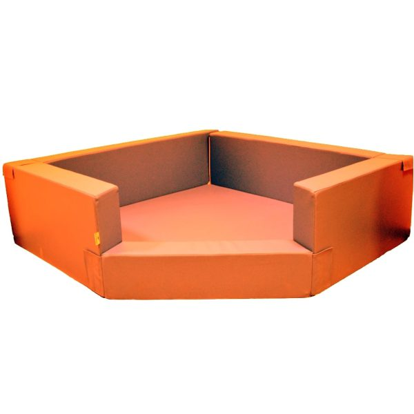 Tumlegrop 150*150*45, orange