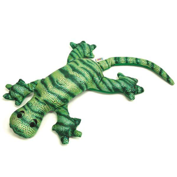 Tyngddjur Sandödla grön, 2kg