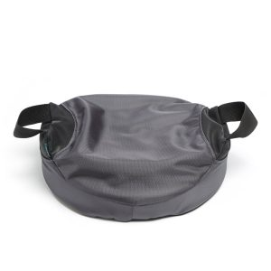 Fot-/sittkudde Protac GroundMe®, låg 10cm, Dark Grey