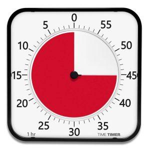 Klocka Time Timer® MAX 44x44cm