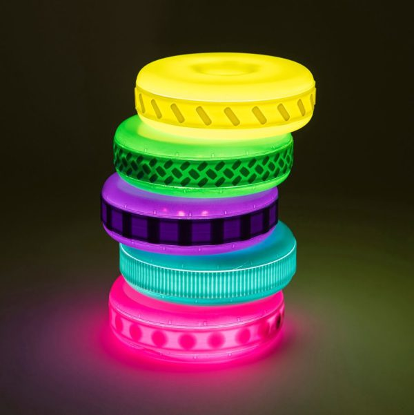 Lysande ringar, 5-pack