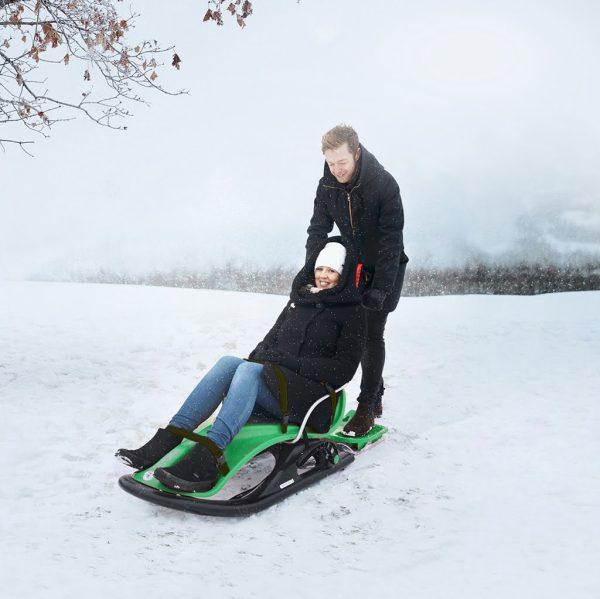 Pulka Snow Comfort