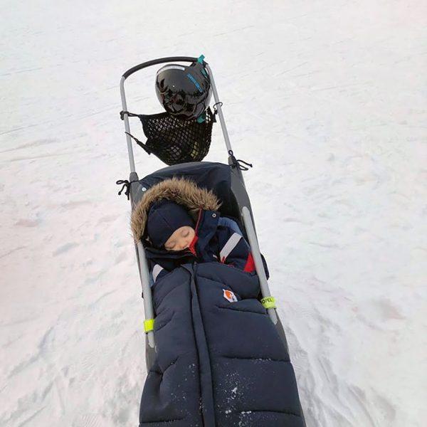 Pulka Snow Baby Fun