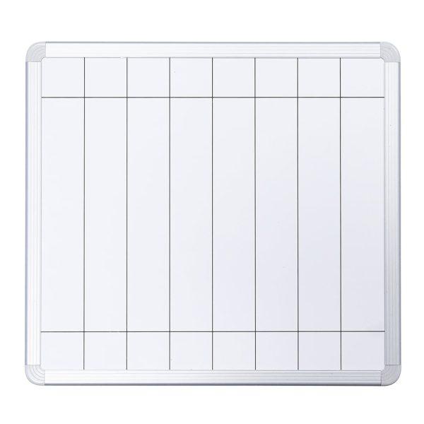 Symbolix Mini planeringskalender veckotavla 35x33cm, vit