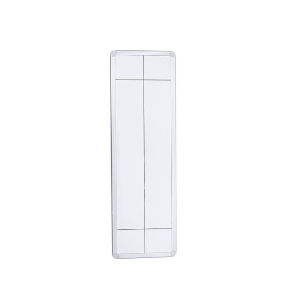 Symbolix Mini planeringskalender endagstavla 11x33cm, vit