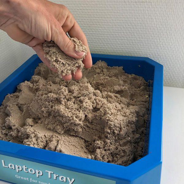 Bygglåda för sand