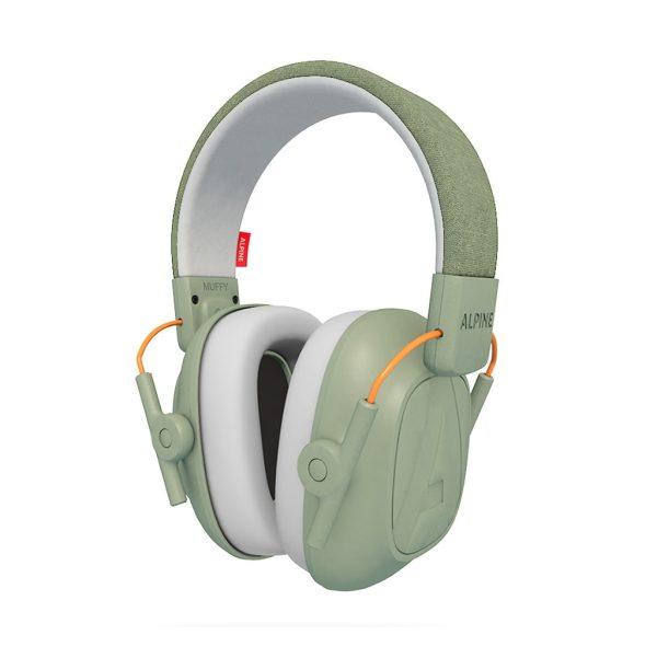 Hörselkåpor Alpine Muffy™, grön